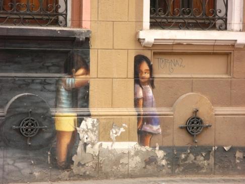 Santiago de Chile. Foto de Street Art Utopía