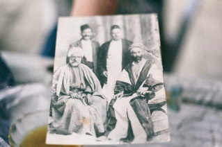 Antepasados palestinos