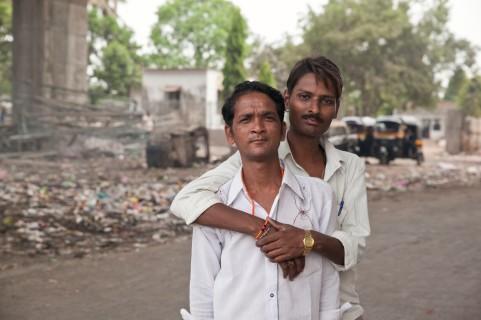 Amigos en Bombay
