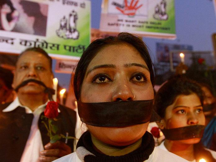 El asesinato y violación de Jyoti Singh desató protestas sin precedentes en contra de las violaciones